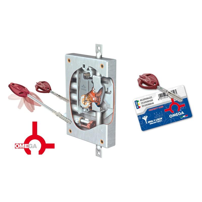 κλειδαριές ασφαλείας πορτών ωmega plus